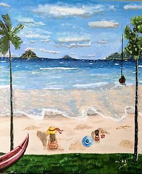 Rama's Beach