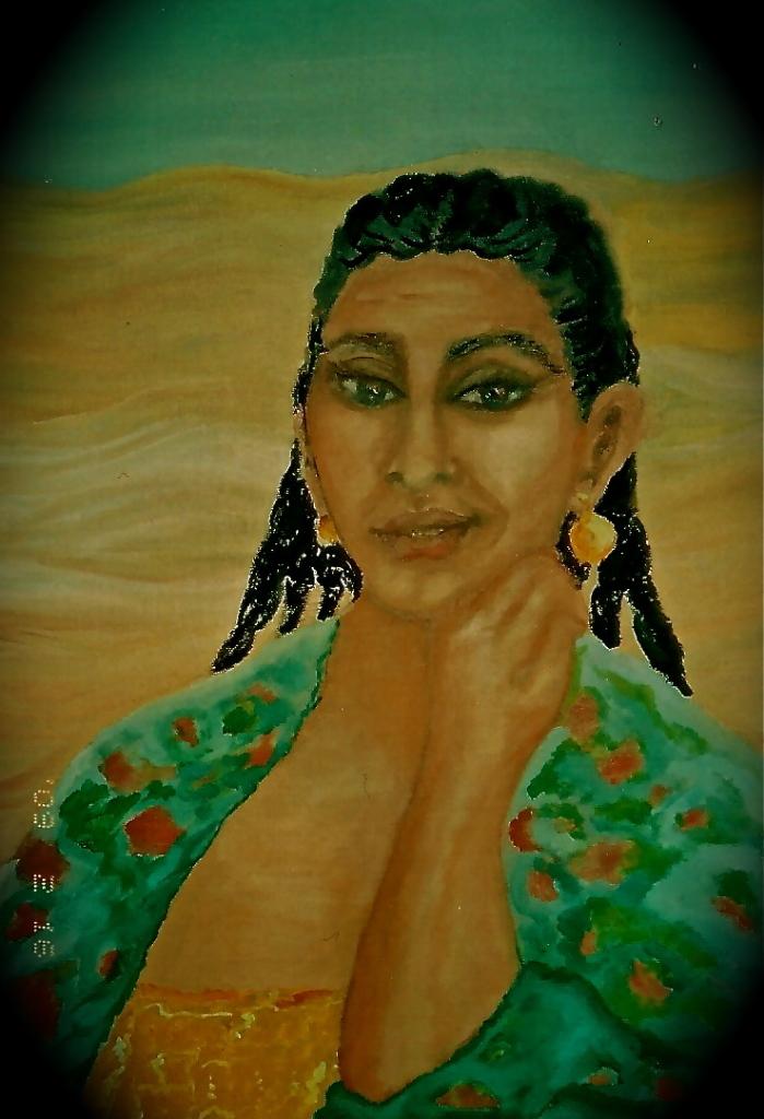 PaintingSarah